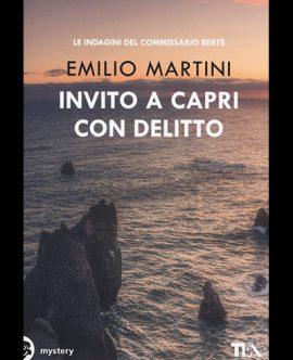 Invito a Capri con delitto, nuova edizione pocket da TEA Mistery